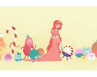 Candy Kingdom Parade