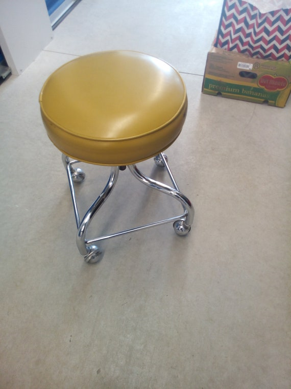 Wondrous Vintage 1970S Pedigo Medical Examination Adjustable Stool By Coronet For Abco Gamerscity Chair Design For Home Gamerscityorg