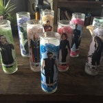 Avengers Themed Prayer Candle, Funny Prayer Candle