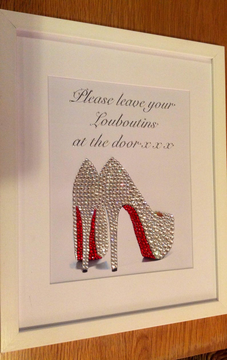 07f62948dc91 Christian Louboutin  Please leave your Louboutins at the