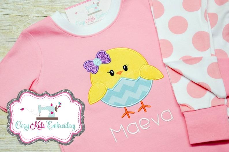 Pink Duck Pjs Roblox Easter Pajamas Chick Pajamas Girls Pajamas Boy Pajamas Etsy