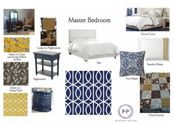 Interior design service customized affordable virtual etsy for Cheap interior design services