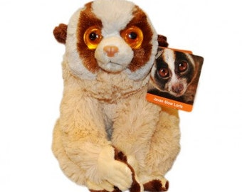Slow Loris Plush Plushie Cuddly Toy Teddy - The Best Way to have a your very own Slow Loris