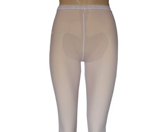 c555d2469a Sheer Leggings White Ballet Dance Tights See Through Yoga Leggings High  Waist Mesh Pants Plus Size Sexy Festival Bottoms Rave Party Outfit