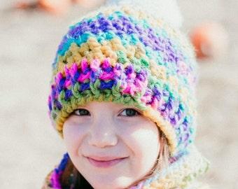 d4d39f8b599 Knotty Kids Chunky Hat