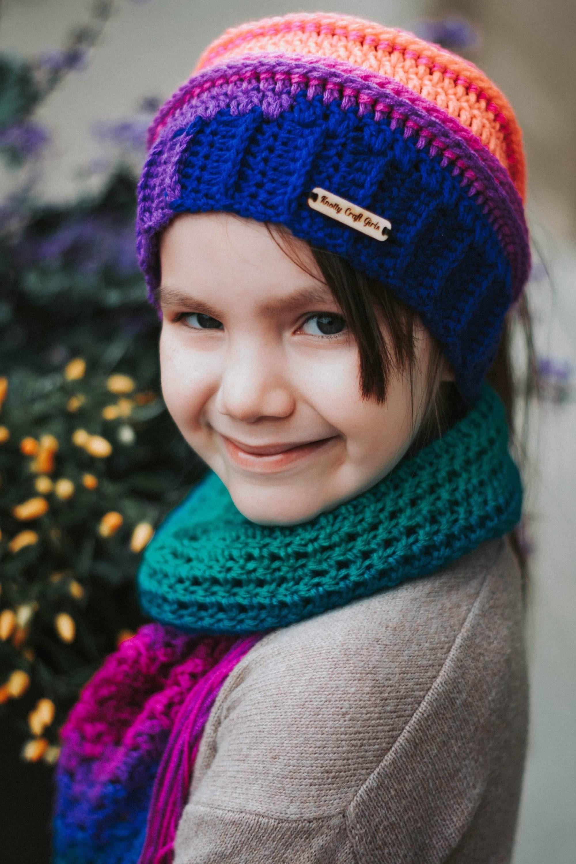 Knotty Kids Messy Bun Hat b0b8337e94c