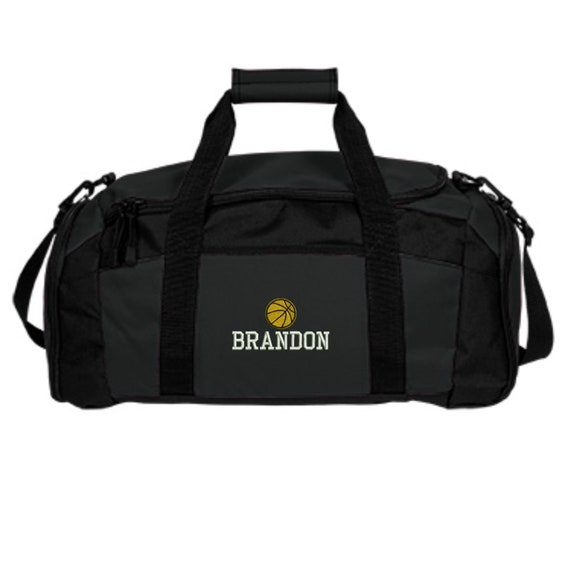 Personalized Basketball Duffle Bag Embroidered. Customized  dee872ffad141
