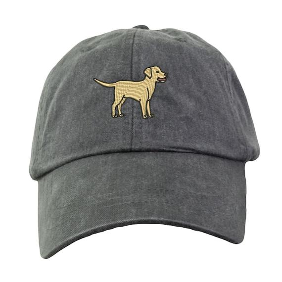 daf9e84ff53 Yellow Labrador Retriever Hat Embroidered. Yellow Lab Mom