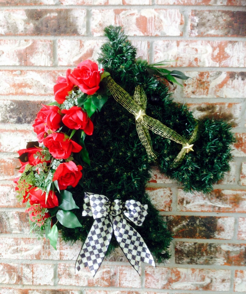 Kentucky Derby Decorations Kentucky Derby Party Horse Etsy