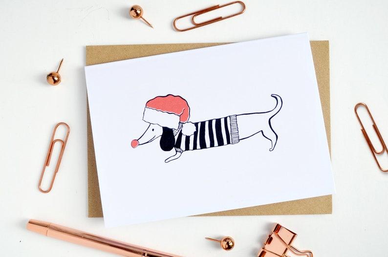 Christmas Card  Merry Christmas  Happy Holidays Card  image 0