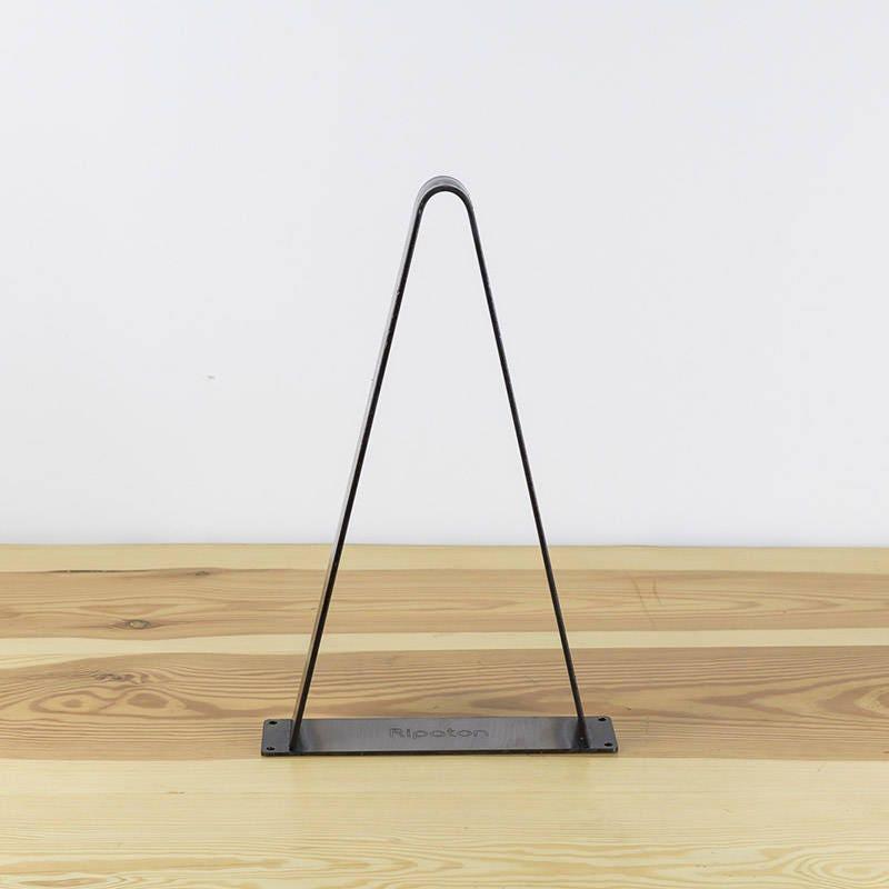 Pied en acier pour banc table table basse le romantique etsy - Pied pour table basse ...