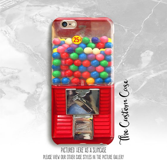 Bubblegum Machine iphone case