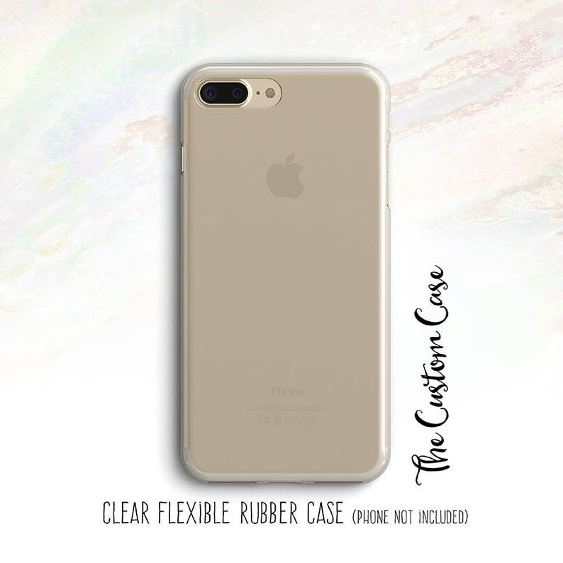iphone 8 crystal clear case