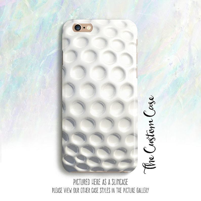 huge discount d4036 ffd8e Golf Ball Iphone Case, Golfer's Iphone Case, Sports Phone Case, for Iphone  and Samsung, Iphone 8 case, Iphone X case
