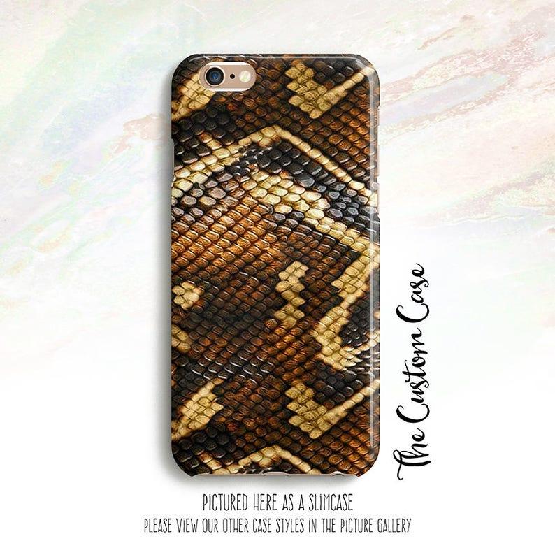 innovative design 0e6fb 81955 Snakeskin Phone Case, Snake Phone Case, Iphone snakeskin Case, for Iphone  and Samsung cases