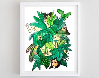 Madre selva