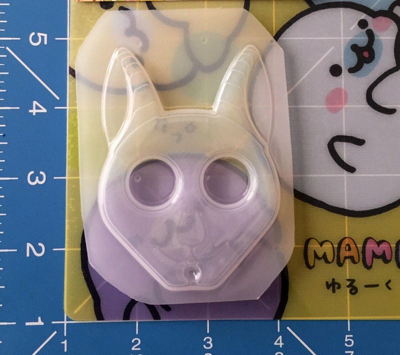 Cat double ring mold