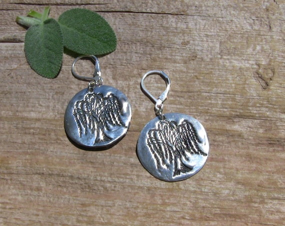 Silver Tree of Life Earrings, Tree Earrings, Willow Tree Earrings. Weeping Willow Earrings, Artisan Earrings