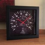 BMW E30 M3 Speedometer Wall/Shelf Clock