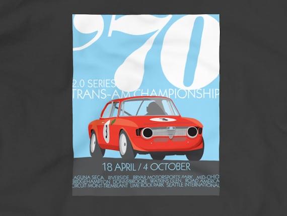 62af4e3586e Alfa Romeo Giulia GTA T-Shirt