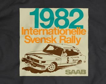 Saab 99 Turbo T-Shirt