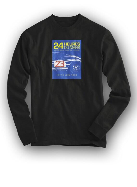 7816fc0a3 Porsche 917 Long Sleeve T-Shirt | Etsy