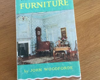 The observers book of Furnisher by John Woodforde