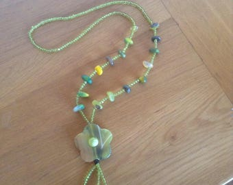 Vintage Mary Quant style necklase