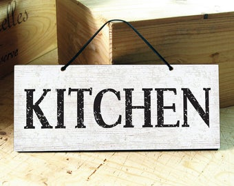 Kitchen Signs. Rustic Kitchen Decor. Kitchen. Farmhouse Decor. Rustic Home Decor. Restaurant Decor. Mothers Day Gift. Ready to Ship