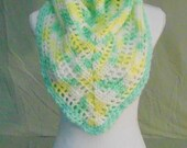 Crocheted Gift Ideas for Women-Crocheted Wrap/Shawl/Scarf/Cowl-Handmade Wrap/Shawl/Scarf/Cowl-Crocheted Mother's Day Gift-Handmade Wrap