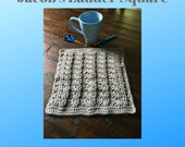 Jacobs Ladder Square Patchwork Mystery CAL-Crochet Pattern for Afghan Square-12x12 Afghan Square-Jacobs Ladder Afghan Square Crochet Pattern