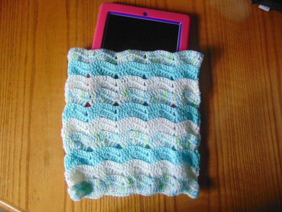 Crocheted Gift Ideas For Men And Women Crocheted Electronic Case Cover Crocheted Tablet And Ereader Covers Gifts Idea For Kid Handmade Cover