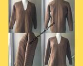 Crochet Pattern-Fairland Sweater Crochet Pattern-Pattern for a Pullover Sweater-Crochet Pattern for a Pullover Sweater-Fairland Sweater