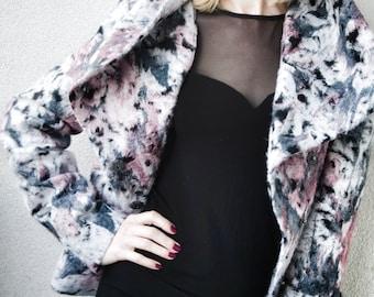 Woolen, luxury jacket only 1 pcs!