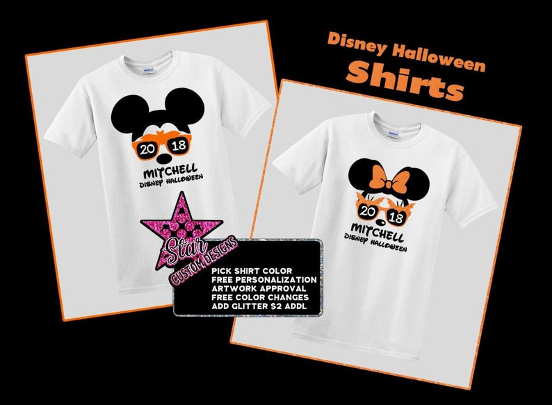 Disney Halloween Shirts Etsy.Disney Halloween Shirts