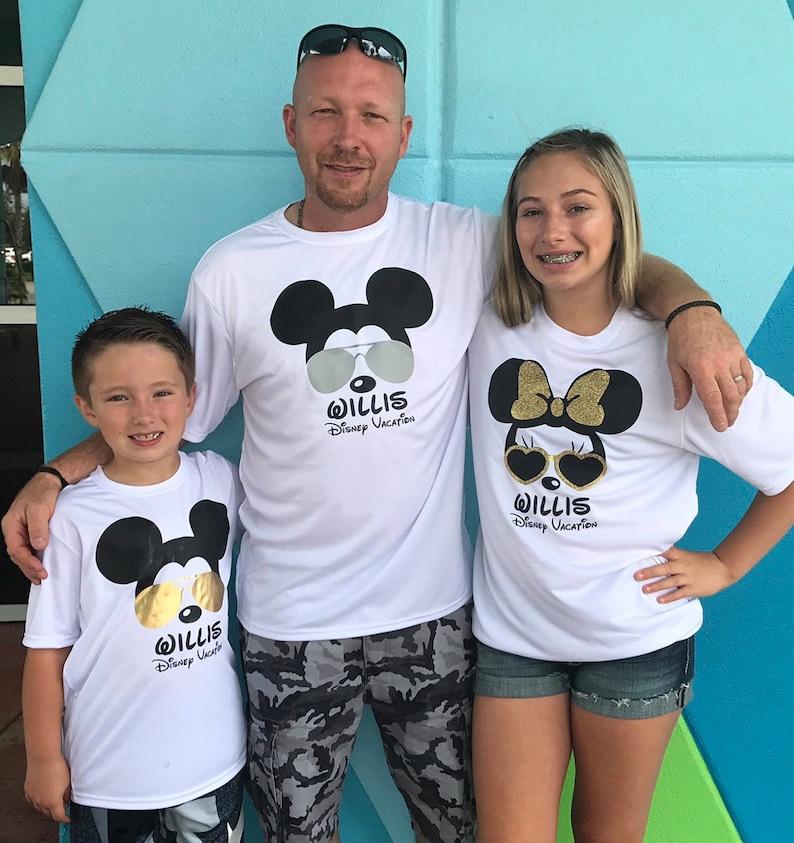6ab1ccddea61 Disney Family Shirts Family Disney Shirts Custom Disney