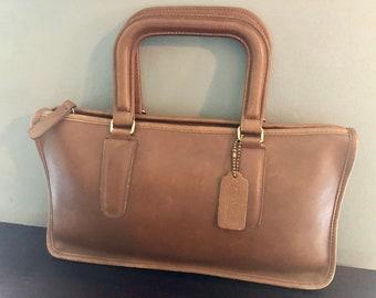 f26cf0905ba9 Very Rare Authentic Bonnie Cashin Era 1970 s Coach Top Handle Bag