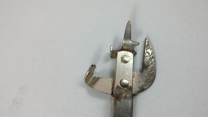 Vintage Can Opener Made in USA A/&J Co.