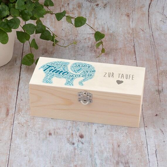 Geldgeschenk Zur Taufe Geschenkbox Taufgeschenk