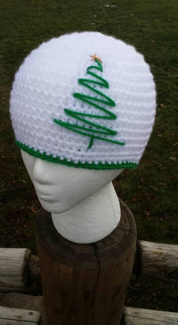Weihnachtsbaum Mütze Wintermütze Wintermütze Etsy