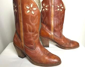 Inlay cowboy Etsy Stiefel   Etsy cowboy 3ad8af