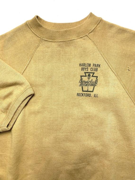 Vintage 1960s/1970s Harlem Park Boys Club Short S… - image 1