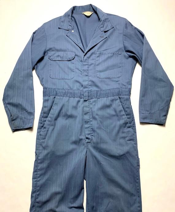 Vintage JC Penney BIG MAC Herringbone Twill Covera