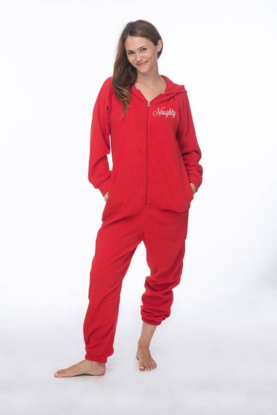 Christmas Onesies.Naughty Onesie Naughty Adult Onesie Fleece Adult Onesie Onesie For Adults Christmas Onesies Christmas Pajamas Holiday Onesies