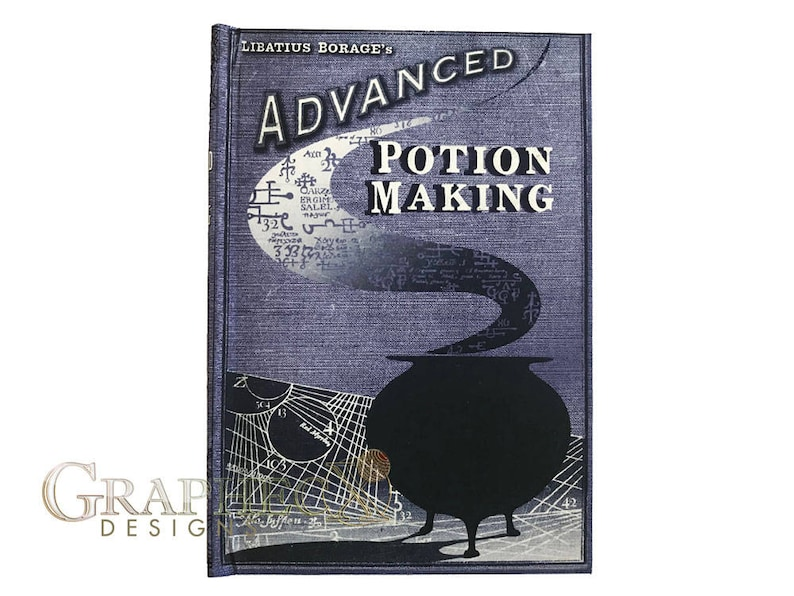 Fan-made Advanced Potion Making Harry Potter inspired image 0