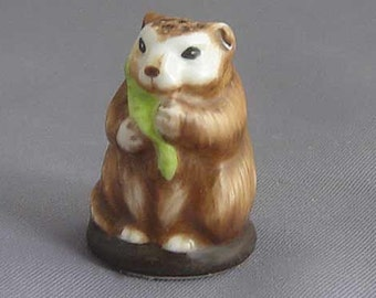 Franklin Thimble - Woodchuck (Friends of the Forest Series)