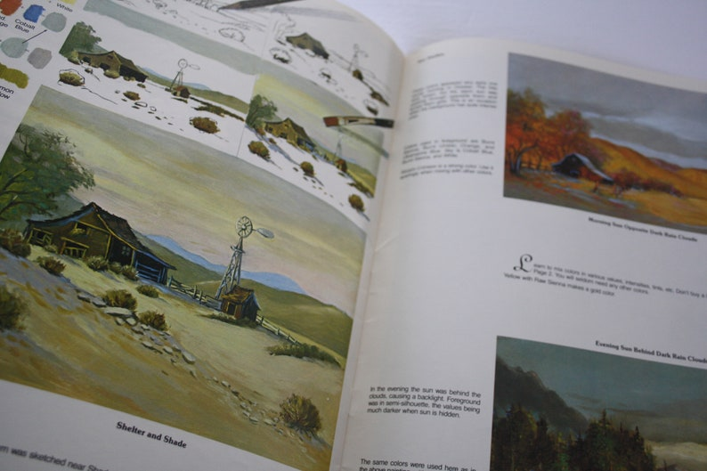 How to Art Book Published by Water T Foster Book 201 Small Paintings that Sell by Lola Ades Artist