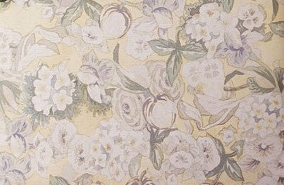 26 X 15 Foot Roll Floral Wedding Gift Wrap Etsy
