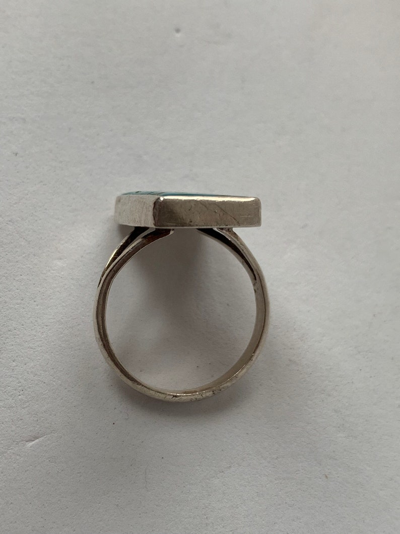 Details about  /PRETTY FLOWER RING BAND  Authentic.925 Solid Sterling Sz 5-8