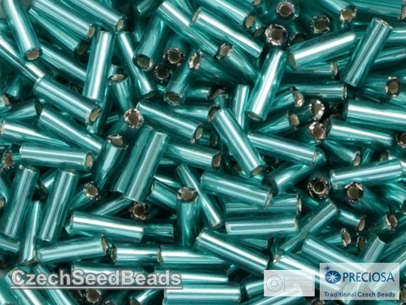 TOHO 11//0 Rocailles 2,2mm 10g 20g Blau Saphir transparent Code 8 dark sapphire
